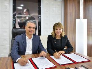Muratpaşa Belediyesi ve MMO protokol imzaladı