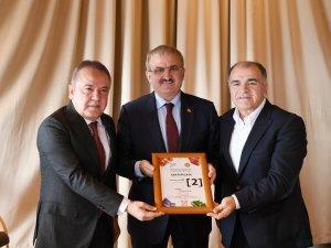 Türkiye Festivali'ne Büyük Ödül