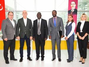 -Antalya OSB Uganda'ya gidiyor