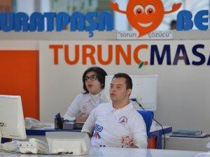 Muratpaşa'da hayatı paylaşmaya engel yok