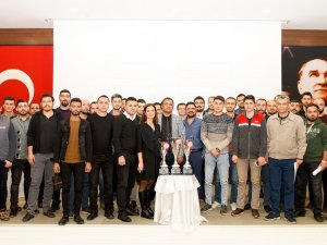 Antalya OSB CUP 2020 başladı