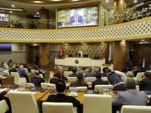Büyükşehir Meclisi Aralık Ayı toplantısı yapıldı