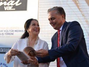 Muratpaşa'ya mimarlık ödülü