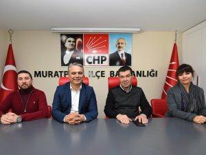 """Başkan Uysal, """"CHP, Türkiye'mize hizmet çatısıdır"""""""