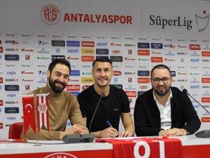 Adis Jahovic Antalyaspor'da