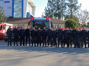 Arama kurtarma ekipleri ve yardım konvoyu Elazığ'a gitti