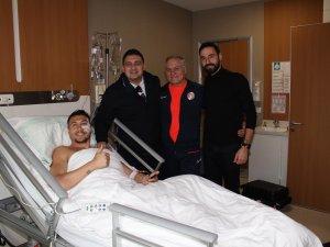 Adis Jahovic'in sağlık durumu hakkında bilgilendirme