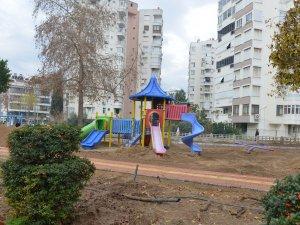 Park alanı yenileniyor