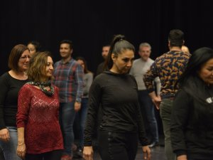 Türkan Şoray'da tango zamanı