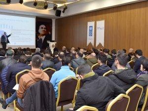 Antalya OSB'de TEVMOT semineri