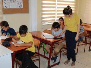 ASMEK ve AKBEM'de ders zili çaldı