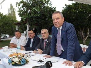 Duraliler imar planı Büyükşehir Meclisi'nde onaylandı