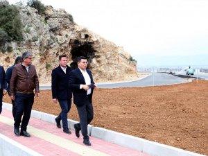 Alparslan Türkeş Bulvarı açılıyor