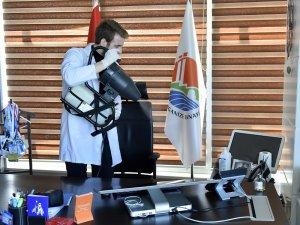 Antalya OSB'de önlemler artırıldı