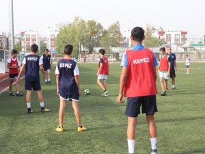 Kepez'den spor alt  yapısına dev destek