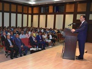 Emniyetten güvenli eğitim konferansı