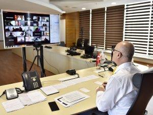 Antalya OSB sanayicileri süreci değerlendirdi