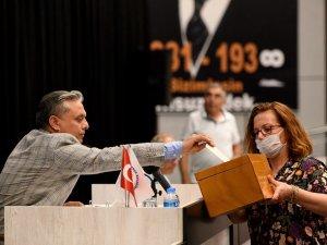 Başkan Uysal, 'Aynı hız ve ilkelerle devam'