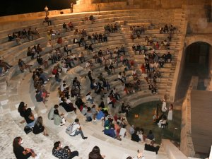 Patara'da muhteşem konser