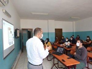 Kepez'de 'KOSGEB Bilgilendirme Günleri' başladı