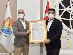 ANTİAD'dan Antalya OSB'ye ziyaret