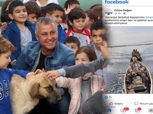 Hayvansever Başkan av partisinde
