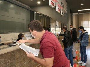 Kepez Belediyesi'nde vergi mesaisi