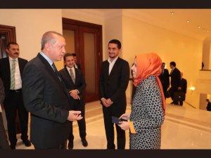 AK Partiyi buluşturan düğün
