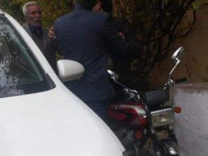 Suriye'li tacizciyi Serik'li Murat yakaladı