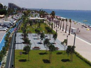 Antalya 'Yeşil Nefes' alıyor