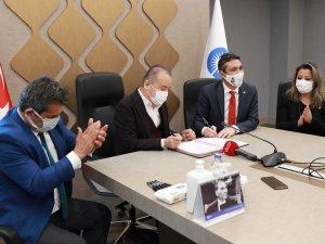 Tüm Yerel-Sen ile Toplu İş Sözleşmesi imzalandı