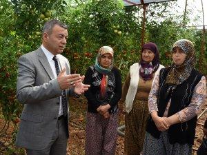 Antalya 'İyi Tarım' Yapıyor