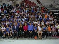 Geleceğin yıldızları ASAT Spor'da yetişiyor
