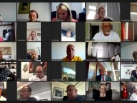 ATSO Meclis Üyeleri Kenti ve Ekonomiyi Konuştu