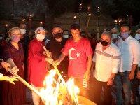 Alanya'da 30 Ağustos Zafer Bayramı coşkuyla kutlandı
