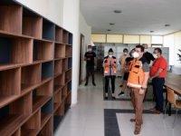 Kepez'in doğusuna kütüphane