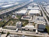 Antalya OSB'de yeni bir tüketim rekoru