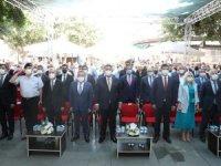 Başkan Böcek Ahilik Haftası kutlamasına katıldı