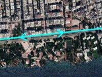Konyaaltı Caddesi'nin Güney aksı trafiğe kapanacak