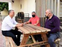 Başkan Uysal'dan anlamlı ziyaret