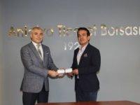 SGK İl Müdürü'nden Başkan Çankır'a ziyaret