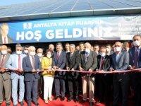 11. Antalya Kitap Fuarı açıldı