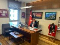 AK Partili Uslu, Muhtarlar Günü'nü kutladı