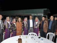Başkan Uysal, Yörüklerle buluştu