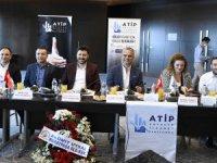 Başkan Uysal, ATİP ile buluştu