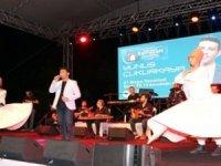 Antalya'da tasavvuf esintisi