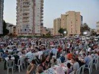 Antalya'yı buluşturan iftar