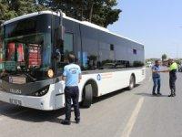 Antalya'da denetimler artırıldı