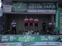 Granfondo Marmara'da Antalyaspor farkı