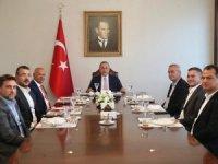 Antalyaspor'dan Başkent Ziyaretleri